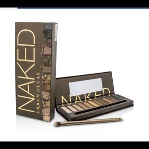 Urban Decay naked palette (discontinued) new